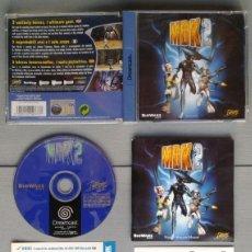 Videojuegos y Consolas: SEGA DREAMCAST MDK 2 COMPLETO CON CAJA Y MANUAL BOXED CIB PAL R10893. Lote 205251386