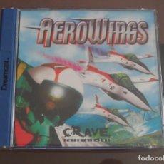 Videojuegos y Consolas: JUEGO DREAMCAST AEROWINGS. Lote 205512107