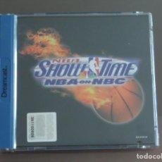 Videojuegos y Consolas: JUEGO DREAMCAST NBA SHOWTIME. Lote 205519951