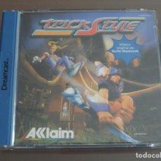 Videojuegos y Consolas: JUEGO DREAMCAST TRICK STYLE. Lote 205520468