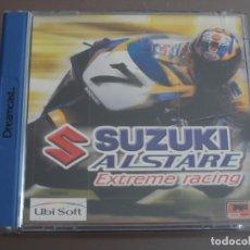 Videojuegos y Consolas: JUEGO DREAMCAST SUZUKI ALSTARE EXTREM RACING. Lote 205770692
