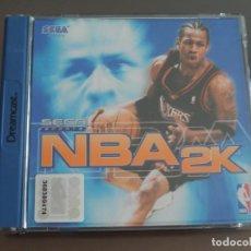 Videojuegos y Consolas: JUEGO DREAMCAST NBA 2K. Lote 205770853