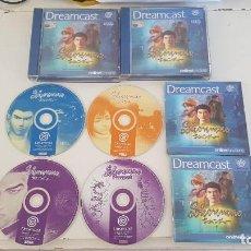 Videojuegos y Consolas: SHENMUE COMPLETO SEGA DREAMCAST. Lote 206118975