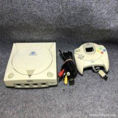 Videojogos e Consolas: SEGA DREAMCAST+MANDO+AV+AC. Lote 206498328