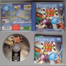 Videojuegos y Consolas: SEGA DREAMCAST TOY RACER COMPLETO CON CAJA Y MANUAL BOXED CIB PAL R10895. Lote 206876233