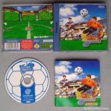 Videojuegos y Consolas: SEGA DREAMCAST VIRTUA STRIKER 2 2000 COMPLETO CAJA Y MANUAL BOXED CIB PAL LEER R10929. Lote 206876976