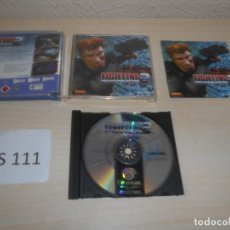Videojuegos y Consolas: DREAMCAST - FIGHTING FORCE 2 , PAL UK , COMPLETO. Lote 207002636