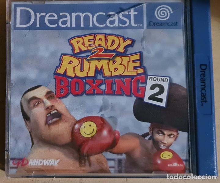 READY 2 RUMBLE BOXING. DREAMCAST (Juguetes - Videojuegos y Consolas - Sega - DreamCast)