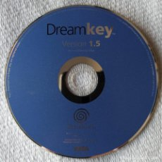 Videojuegos y Consolas: SEGA DREAMCAST . DREAMKEY VERSION 1.5 . DREAM KEY. Lote 207923810