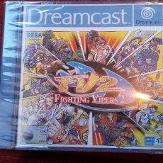 Videojuegos y Consolas: DC FIGHTING VIPERS 2 FV2 PRECINTADO. Lote 211593992