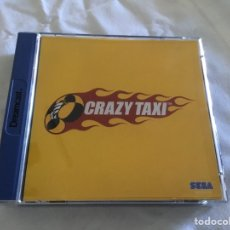 Videojuegos y Consolas: DREAMCAST SEGA CRAZY TAXI. Lote 215784321
