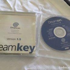 Videojuegos y Consolas: DREAM KEY 1.5 + DREAMON COL. 2. Lote 215784683