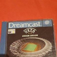 Videojuegos y Consolas: UEFA DREAM SOCCER DREAMCAST. Lote 215853298