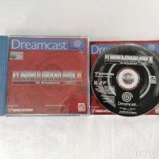 Videojuegos y Consolas: SEGA DREAMCAST F1 WORLD GRAND PRIX. Lote 215901182