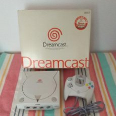 Videojuegos y Consolas: CONSOLA SEGA DREAMCAST JAPONESA. Lote 215929151