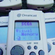 Videojuegos y Consolas: MEMORIA ORIGINAL VMU DREAMCAST. Lote 216795743