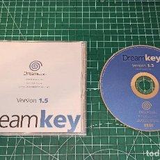 Videojuegos y Consolas: JUEGO SEGA DREAMCAST - DREAM KEY 1.5 DREAMKEY - PAL ESPAÑA. Lote 217158748