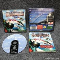 Videojuegos y Consolas: AEROWINGS SEGA DREAMCAST. Lote 217958235