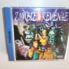 Videojuegos y Consolas: ZOMBIE REVENGE DREAMCAST. Lote 218865405