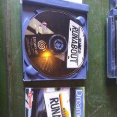 Videojuegos y Consolas: ANTIGUO JUEGO DREAMCAST SUPER RUNABOUT. Lote 218869518