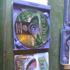 Videojuegos y Consolas: ANTIGUO JUEGO DREAMCAST TEEOFF. Lote 218870185