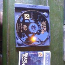 Videojuegos y Consolas: ANTIGUO JUEGO DREAMCAST SILENT SCOPE. Lote 218870701