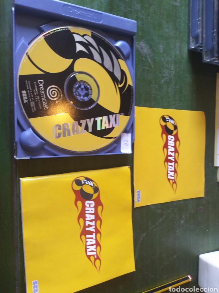 ANTIGUO JUEGO DREAMCAST CRAZY TAXI (Juguetes - Videojuegos y Consolas - Sega - DreamCast)
