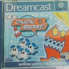 Videojuegos y Consolas: CHUCHU ROCKET PAL ESPAÑA. Lote 219163531