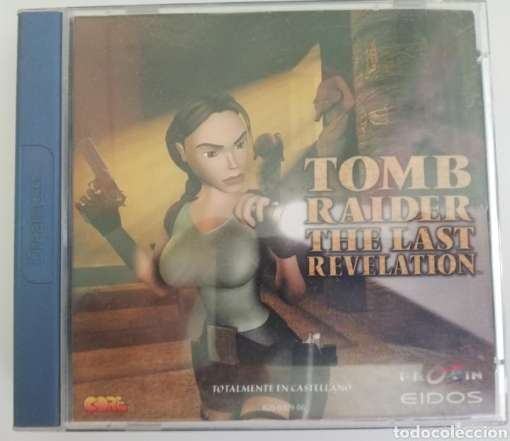 TOMB RAIDER THE LAST REVELATION PAL ESPAÑA (Juguetes - Videojuegos y Consolas - Sega - DreamCast)