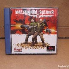 Videojuegos y Consolas: DREAMCAST MILLENNIUM SOLDIER EXPENDABLE - SEGA. Lote 219289852