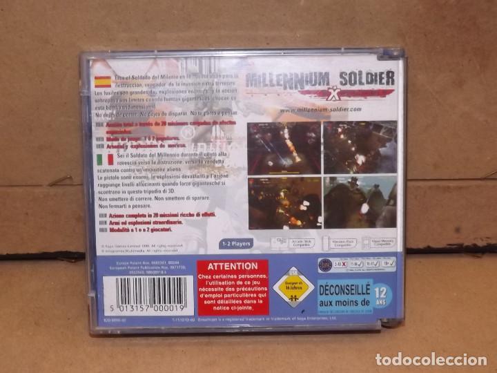 Videojuegos y Consolas: Dreamcast Millennium Soldier Expendable - sega - Foto 4 - 219289852