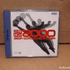 Videojuegos y Consolas: DREAMCAST WORLDWIDE SOCCER 2000 - SEGA. Lote 219290662