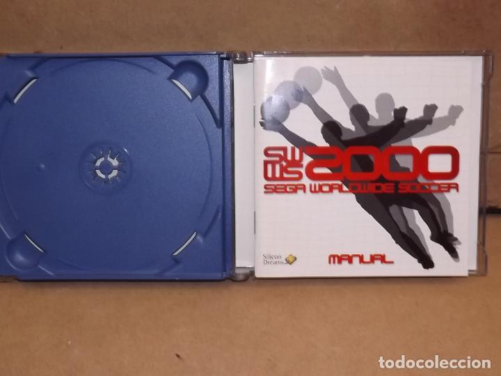 Videojuegos y Consolas: DREAMCAST WORLDWIDE SOCCER 2000 - SEGA - Foto 3 - 219290662