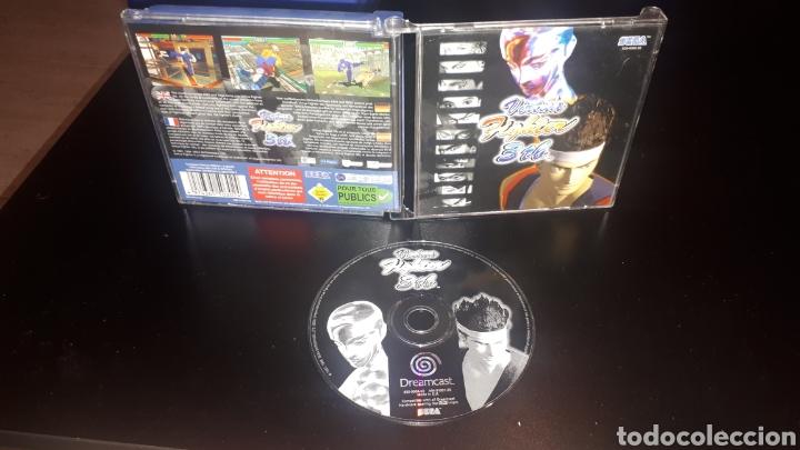 JUEGO VIRTUAL FIGHTER 3 TB SEGA DREAMCAST (Juguetes - Videojuegos y Consolas - Sega - DreamCast)