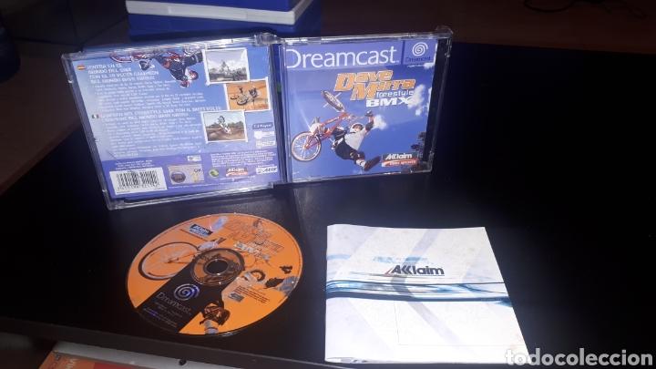 JUEGO DAVE MIRRA FREESTYLE BMX DREAMCAST (Juguetes - Videojuegos y Consolas - Sega - DreamCast)