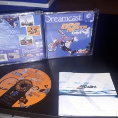 Videojuegos y Consolas: JUEGO DAVE MIRRA FREESTYLE BMX DREAMCAST. Lote 219362486