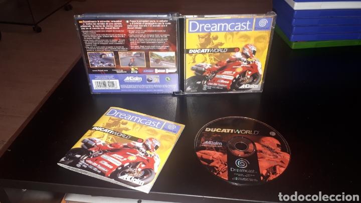 JUEGO DUCATI WORLD DREAMCAST (Juguetes - Videojuegos y Consolas - Sega - DreamCast)