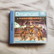 Videojuegos y Consolas: QUAKE III ARENA (SEGA DREAMCAST, COMPLETO). Lote 219710993