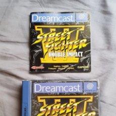 Videojuegos y Consolas: STREET FIGHTER III (SEGA DREAMCAST, COMPLETO). Lote 219711538