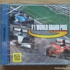 Videojuegos y Consolas: F1 WORLD GRAND PRIX DREAMCAST PAL ESPAÑA PRECINTADO. Lote 218910575