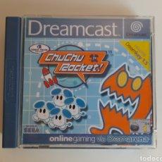Videojuegos y Consolas: CHUCHU ROCKET CHU CHU SEGA DREAMCAST. Lote 221003400