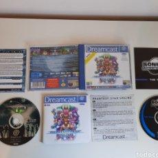Videojuegos y Consolas: PHANTASY STAR ONLINE SEGA DREAMCAST. Lote 221318250