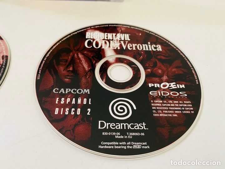 Videojuegos y Consolas: Resident Evil Dreamcast - Foto 4 - 221582920
