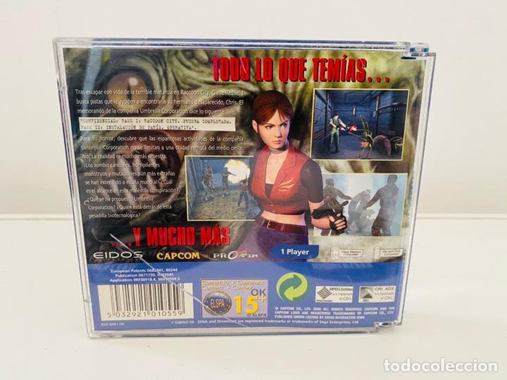 Videojuegos y Consolas: Resident Evil Dreamcast - Foto 5 - 221582920