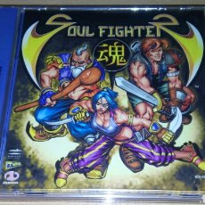 Videojuegos y Consolas: SOUL FIGHTER DREAMCAST COMPLETO PAL. Lote 221775475