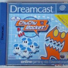 Videojuegos y Consolas: VIDEO JUEGO SEGA DREAMCAST CHUCHU ROCKET. Lote 292237763