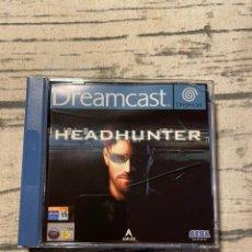 Videojuegos y Consolas: HEADHUNTER DREAMCAST PAL ESPAÑA. Lote 227886068