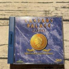Videojuegos y Consolas: CAESAR PALACE 2000 DREAMCAST PAL ESP. Lote 228404925