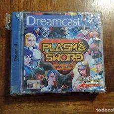 Videojuegos y Consolas: PLASMA SWORD : NUEVO PRECINTADO . CAJA ROTA. Lote 235931355