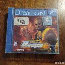 Videojuegos y Consolas: NBA HOOPZ DREAMCAST : NUEVO PRECINTADO. CAJA ROTA. Lote 235932410